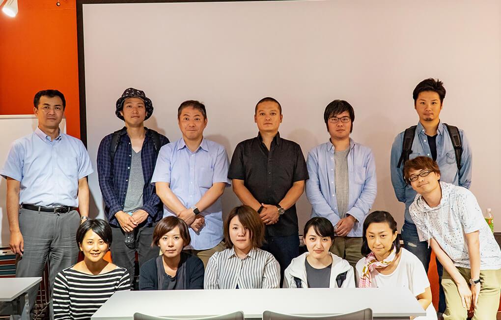 写真:セミナー参加者の集合写真